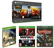 MICROSOFT Xbox One X with PUBG, Mafia III, Assassin's Creed & More Only £459.99