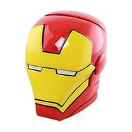 Marvel Iron Man Cookie Jar, Red/Yellow