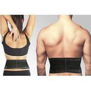Self Heating Magnetic Back Support - 2 Sizes!