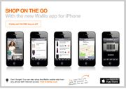 10% off App Orders plus Free Delivery at Wallis