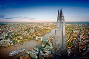 40% off the View from the Shard plus Three Course Meal for Two