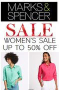 M&S Women's Clothes SALE - up to 50% OFF