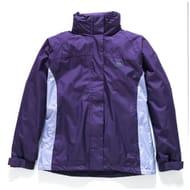 Trespass Purple Waterproof Jacket