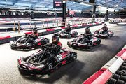 Indoor Karting Race for Two - Special Offer 18 Locations