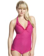 Cleo by Panache Betty Swimsuit Pink Spot