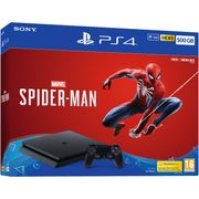 Ps4 500gb +Spider-Man +Dishonored: Death of the Outsider +Tomb Raider +Now Tv