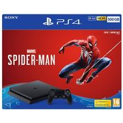 PS4 500GB Marvel's Spider-Man Bundle Only £249.99