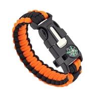 5 in 1 Survival Bracelet