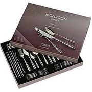 Monsoon Mirage 44-Piece Cutlery Box Set