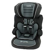 Nania Group 1/2/3 Beline Storm Booster Seat with Harness Free C&C