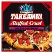 Chicago Town Takeaway Large Stuffed Crust Loaded Cheese 630g 2 FOR £6