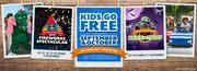 Kids Go Free This September and October