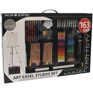 Art Easel Studio 163 Piece Set