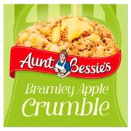 Aunt Bessie's Bramley Apple Crumble 500g