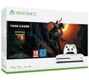 Xbox One S 1TB Shadow of the Tomb Raider Console Bundle Only £249.99