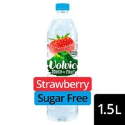 Volvic Touch of Fruit Strawberry Sugar Free 1.5L