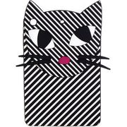 LULU GUINNESS Black Silicone Cat iPad Mini Case