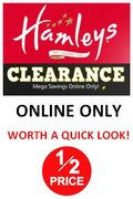 Hamleys Toys Clearance - Online Only - Half Price - worth a Nosey!
