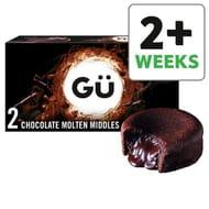 Gu Chocolate Melting Middles 2 X100g