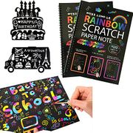 Scratch Art Activity Books