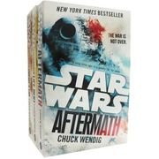 Star Wars - Aftermath Trilogy - 3 Book Collection Only £7.50