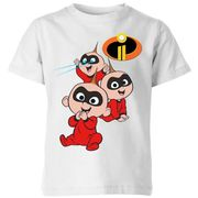 Incredibles 2 Jack Jack Poses Kids, Men's and Women's T-Shirts