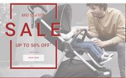 Mamas and Papas mid Season Sale: Up to 50% Off