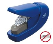 PLUS Japan, Staple-Free Stapler Blue, 5 Sheet Capacity