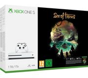 MICROSOFT Xbox One S with Sea of Thieves Only £249.99