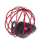 Cat Toy - Mouse in Ball - Free Delivery