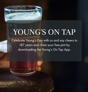 Free Pint of Young's Beer