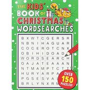 The Kids Book of Christmas Wordsearche