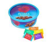 Cadbury Roses Chocolate Tub Only £4.00