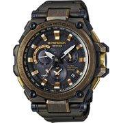Casio Mens G-Shock Black Radio Controlled GPS Watch MTG-G1000BS-1AER