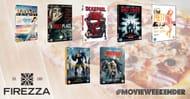 Win a DVD Bundle from Movie Weekender