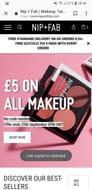 £5 Make Up!