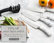 Win Viners Eternal Knives & Knife Sharpener