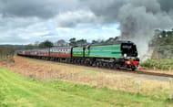 Christmas Carols on 92, Squadron Steam Train £10 Off