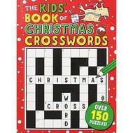 The Kids Book of Christmas Crosswords