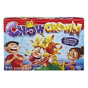 Chow Crown Game by Hasbro - AMAZON TOP 10 TOY CHRISTMAS 2018 - Watch video