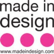 Made in Design 15 % Site Wide