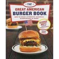 The Great American Burger Book Hardback