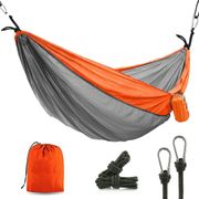 CUNXIA Camping Hammock with Tree Straps