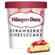 Häagen-Dazs Strawberry Cheesecake Ice Cream and 3 OTHERS460ml