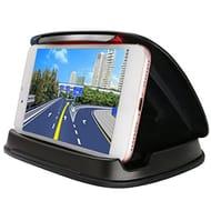 Car Phone Holder, Car Phone Cradle for iPhone7, 7 Plus, X, 8, 8 Plus