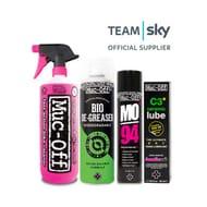Muc-off Team Sky Care Bundle