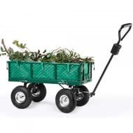 VonHaus Garden Trolley Free Delivery
