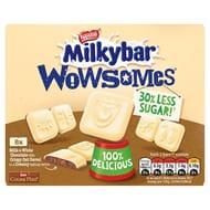 Milkybar Wowsomes Cocoa Bar 10Gx8