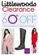 Littlewoods CLEARANCE SALE up to 60% OFF CLOTHES, SHOES, BOOTS