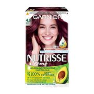 3 Pack Garnier Nutrisse DEEP RED